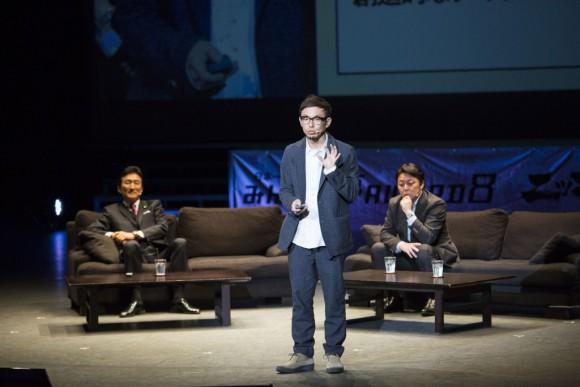 面白法人カヤック 代表取締役CEO 柳澤大輔さん
